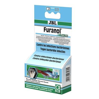 Jbl Furanol plus 250 20 tabl export