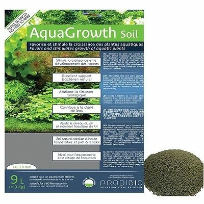 Prodibio AquaGrowth Soil - 9L