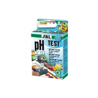Jbl Ph acidité test-set 7,4-9,0