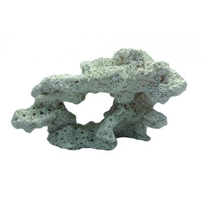 Décoration pierre Blanc 30x22x19,5CM