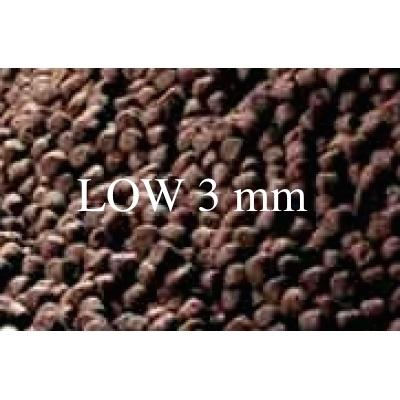 Pellets LOW pour ambystoma andersoni, faibles en protéines de première qualité 3mm 250ml (+-175gr)