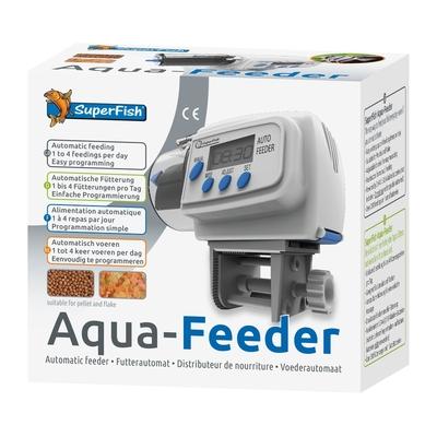 Distributeur de nourriture AQUA-FEEDER BLANC