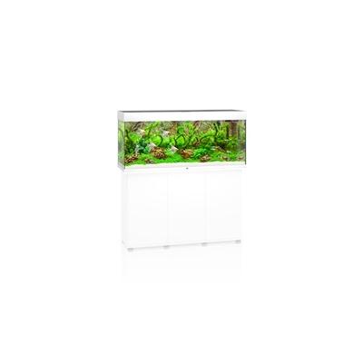 Juwel aquarium rio 240 LED (2x29w) Blanc  121x41x55cm