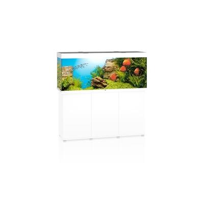 Juwel aquarium rio 450 LED (2x31W) Blanc 151x51x66cm