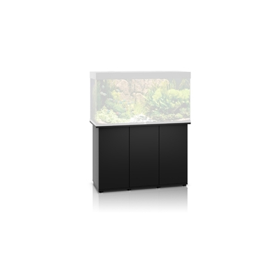 Juwel meuble SBX Rio 300/350 Noir 121x51x80cm