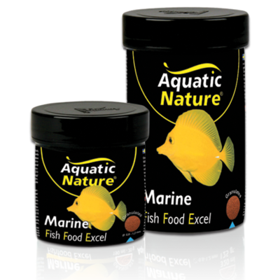 Aquatic Nature Marine Fish Food Excel 320ml