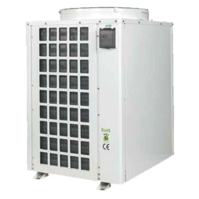 TECO TK15K groupe froid professionnel avec chauffage intégré pour aquarium et viviers jusqu'à 15000 L