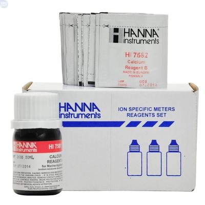 HANNA Réactif liquide pour mini-photomètre Checker HC calcium eau de mer, 25 tests