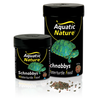 Aquatic Nature Schnabbys Waterturtle Food 320ml
