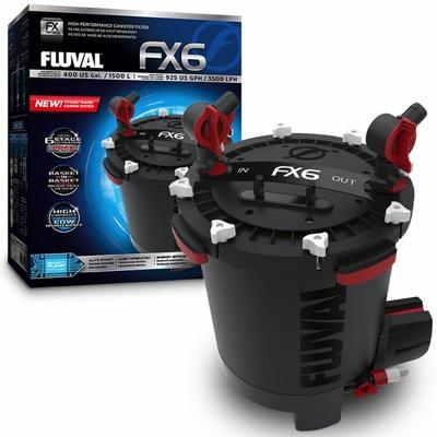 Fluval filtre extérieur fx6