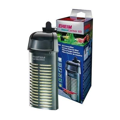 EHEIM AquaCorner 60 filtre interne d'angle pour aquarium de 10 à 60 L