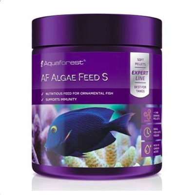 AQUAFOREST AF Algae Feed S 120 gr