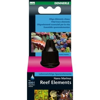 Nano Marinus Reef Elements, préparation d'oligo-éléments