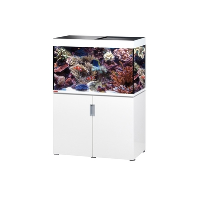 Eheim INCPIRIA MARIN 300 COMBI aquarium/meuble BLANC 4x39w