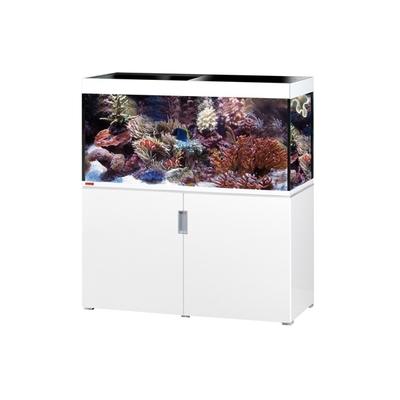 Eheim INCPIRIA MARIN 400 COMBI aquarium/meuble BLANC 4x54w