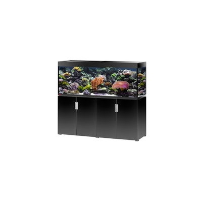 Eheim INCPIRIA MARIN 500 combi aquarium/meuble NOIR 4x45w LED