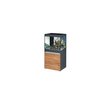 Eheim INCPIRIA 230 GRAPHIT/NATURE 2xPOWER LED combi aquarium/meuble