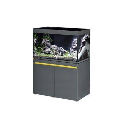 Eheim INCPIRIA 330 GRAPHIT 2xPOWER LED combi aquarium/meuble