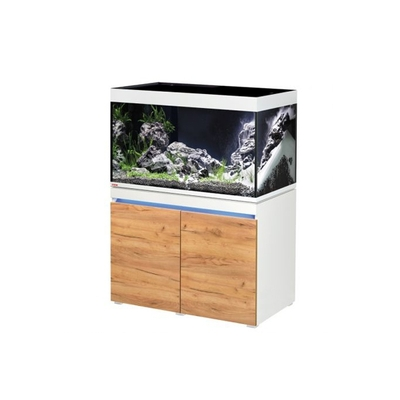 Eheim INCPIRIA 330 ALPIN/NATURE 2xPOWER LED combi aquarium/meuble