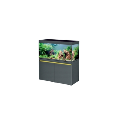 Eheim INCPIRIA 430 GRAPHIT 2xPOWER LED combi aquarium/meuble