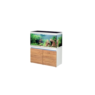 Eheim INCPIRIA 430 ALPIN/NATURE 2xPOWER LED combi aquarium/meuble