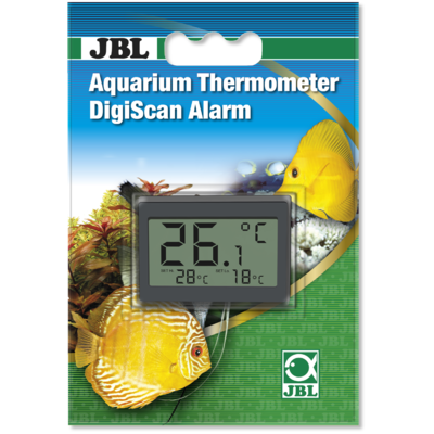 Thermomètre pour aquarium JBL DigiScan Alarm