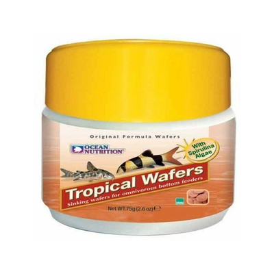Ocean Nutrition™ tropical wafers 150g