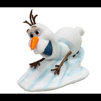Ornement pour aquarium congelé Disney Olaf - 11 CM ORIGINAL DISNEY