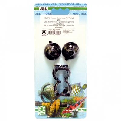 Jbl Ventouse à clip 23-28mm (chauffage) 2pcs