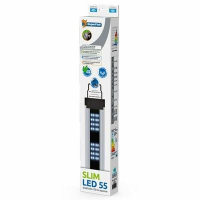 SUPERFISH Slim LED 55 cm - Rampe LED pour aquarium d'eau douce
