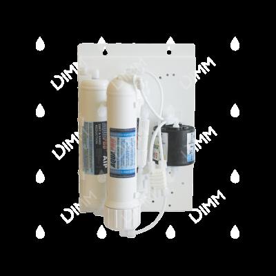 Osmoseur aquariopure 75 GPD avec pompe perméate  (284 LITRES/JOUR)