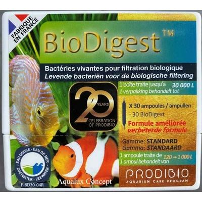 PRODIBIO BIO DIGEST 12 AMPOULES (formule améliorée)