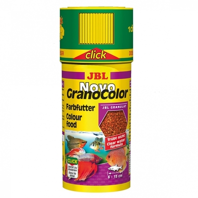 Jbl Novogranocolor click 250ml