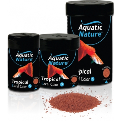 Aquatic nature Tropical small excel color 124ml