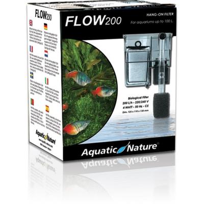 Aquatic nature Hang on filter flow 200