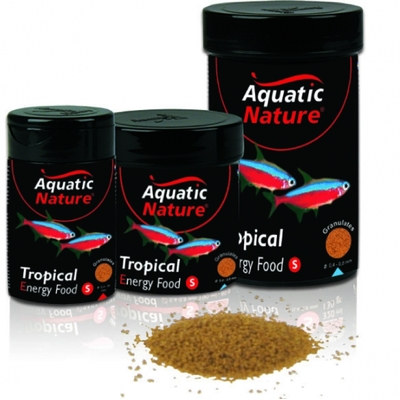 Aquatic nature Tropical small energy food 190ml