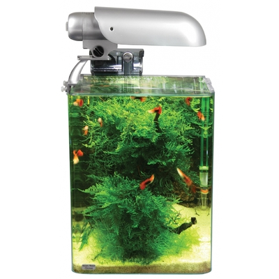 Cocoon aquarium n ° 3 complet 30x30x35cm
