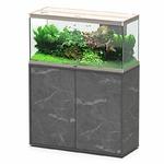 aquatlantis-style-led-plus-100-100x40x50cm-200-litres-avec-meuble