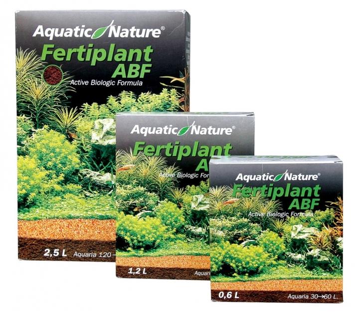 Aquatic nature abf fertiplant substrat terreau nutritif for Terreau aquarium