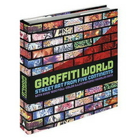 Livre graffiti world