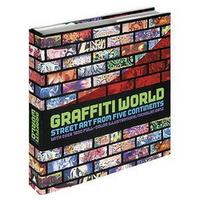Livre graffiti world