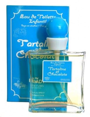 eau de toilette enfant générique TARTALINE ET CHOCOLATE prady tartaline et chocolate