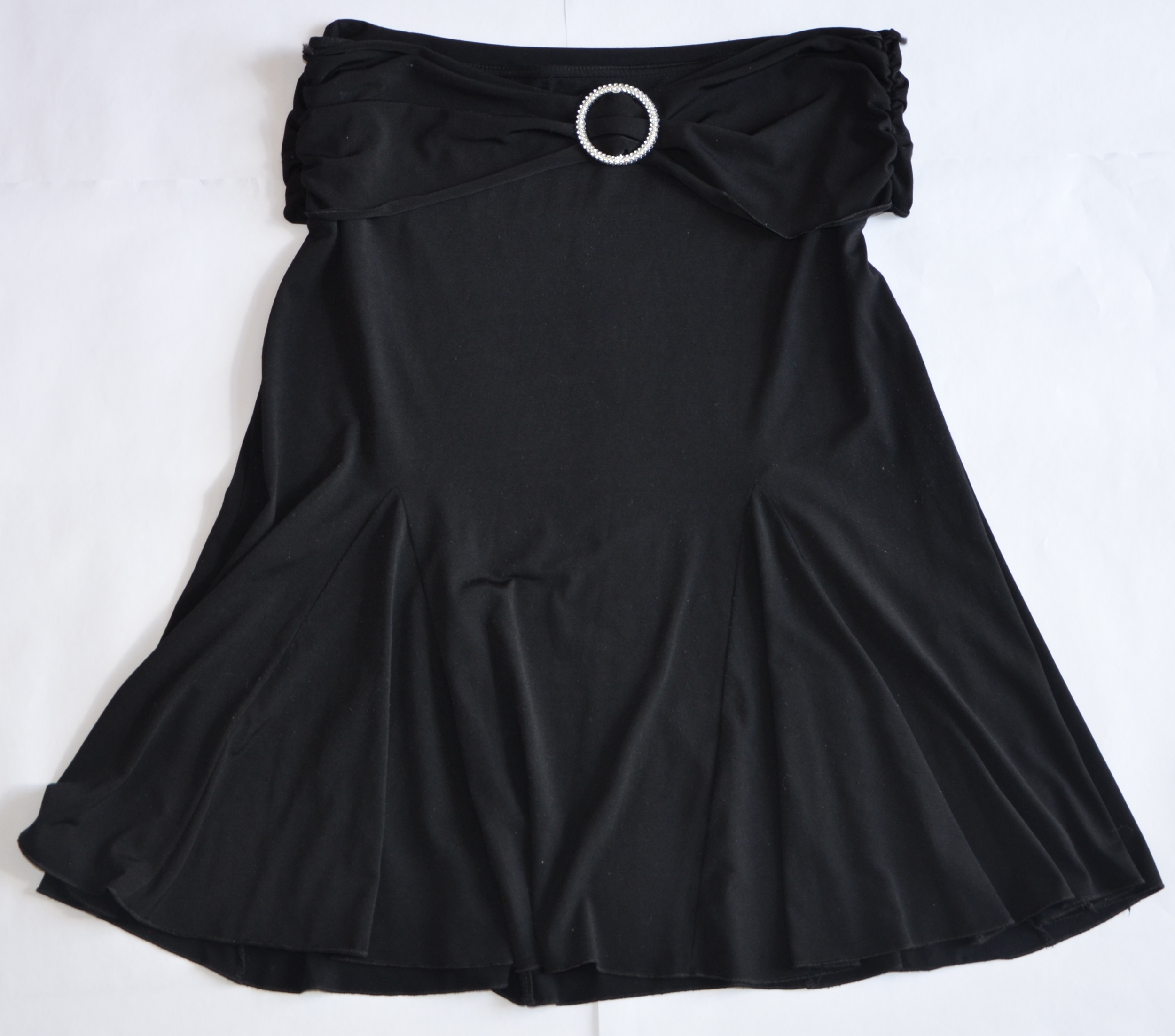jupe femme taille 2 noir occasion
