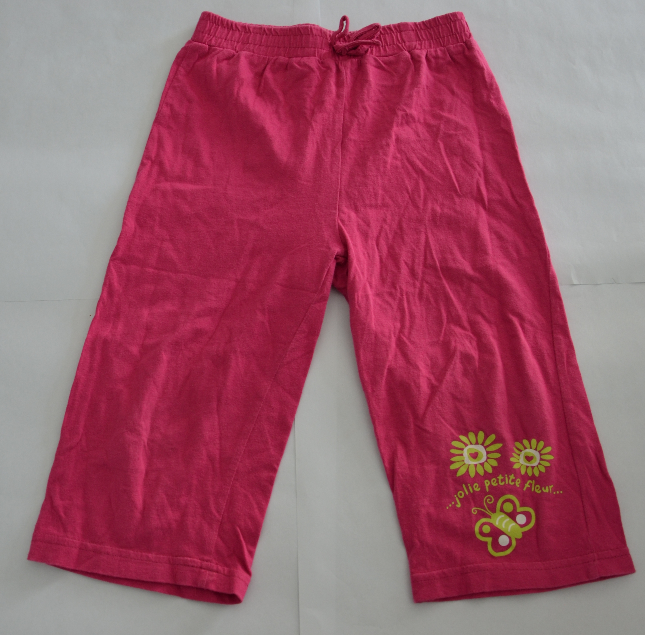 pantalon fille 5 ans 3 suisses rose occasion