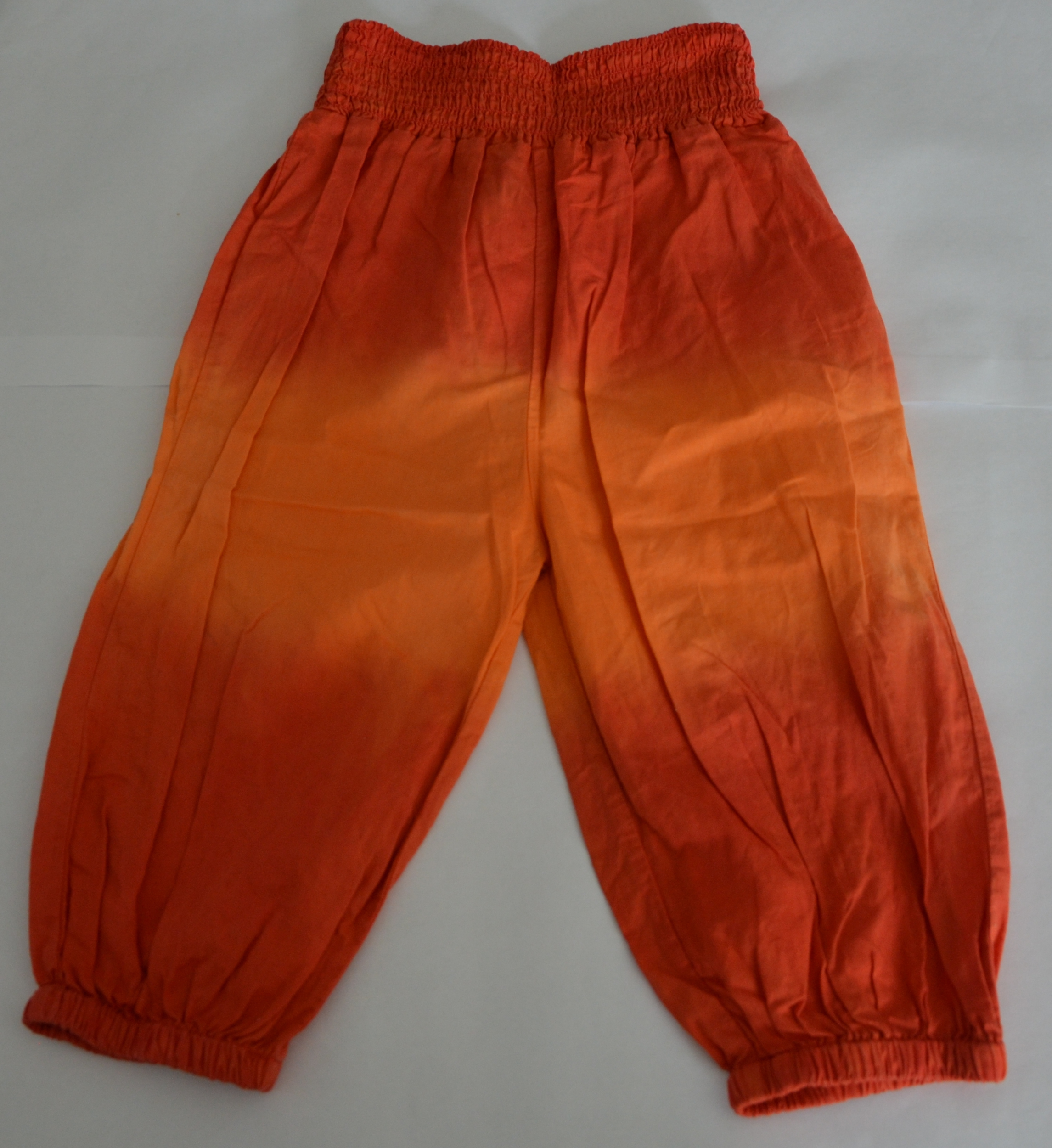 pantalon fille 18 mois occasion orchestra orange