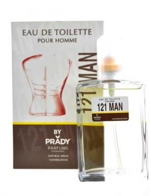 eau de toilette générique 100 ml pour homme by prady - 121man
