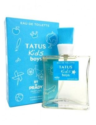 eau de toilette générique 100 ml pour homme by prady - 15247 tatus kids boys