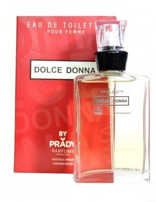 Parfum generique femme parfum prady dolcedonna rouge