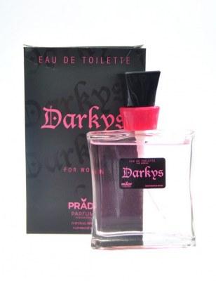 eau de toilette générique 100 ml pour femme by prady -  darkys rose