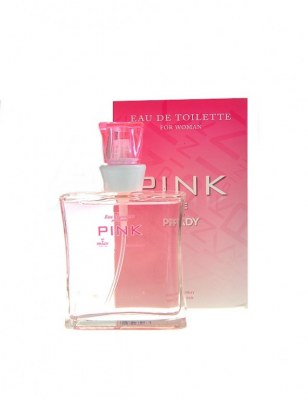 eau de toilette générique 100 ml pour femme by prady - 15117 pink